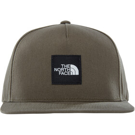 The North Face Street Ball Cap New Taupe Green/TNF Black